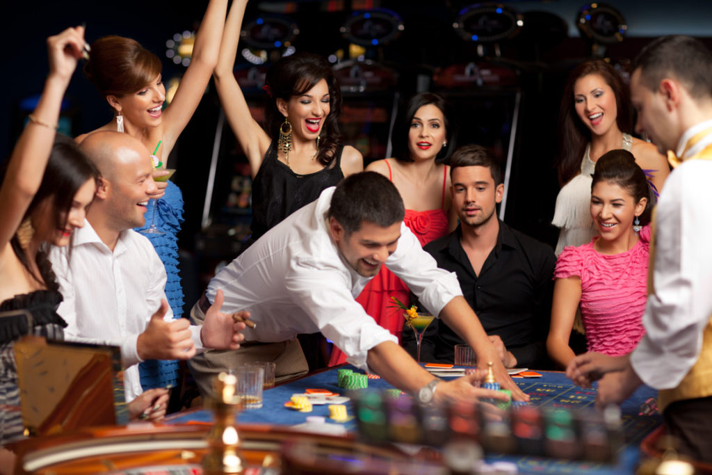 What Points to think about in Betting in Casino