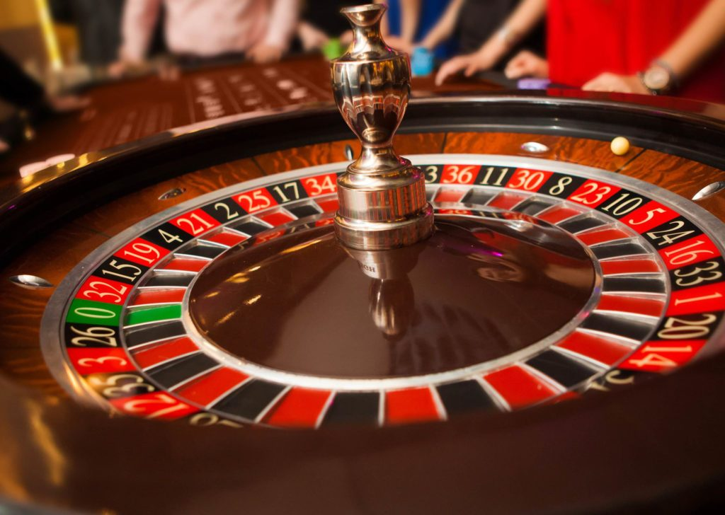 Play Online Roulette - Standard Standards