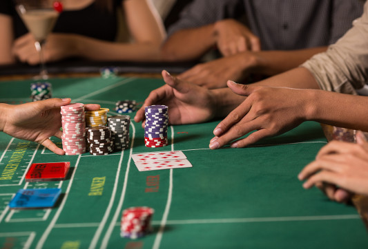 PA Casinos Near Starting Line For Benefits Of Online Gambling