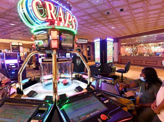 The Online Gambling Video Game