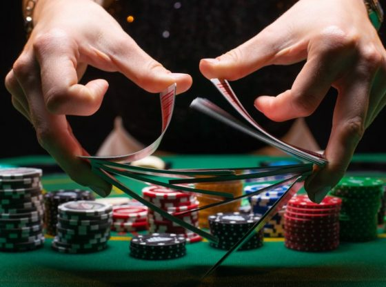 Random Online Gambling Idea
